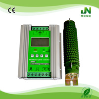 24V wind/solar hybrid controller 600w rated, 900w max, come with RS232 communication, battery charger with monitoring software