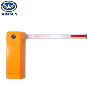 Factory Price Automatic Boom Barriers Parking lot Gates For Toll Plaza