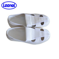 LN-1577105 Cleanroom PVC ESD Safety Shoes With Antistantic