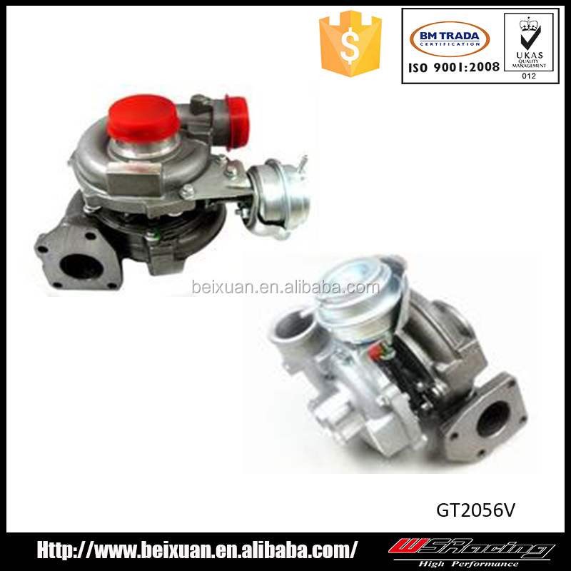 for Jeep Cherokee / Liberty 2005 35242112G / 35242112F GT2056V turbo