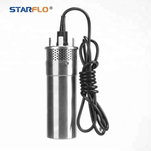 STARFLO 12LPM 105-110PSI high pressure agricultural irrigation solar water pump system