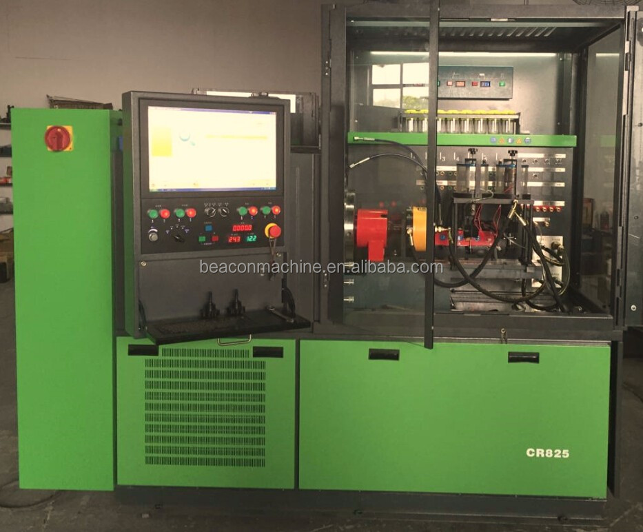 Mechanical testing equipment BC-CR825 bosch common rail diesel injector pump repair test machine