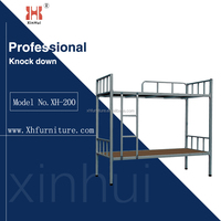 Dormitory Bed General Use Commercial Furniture Special Use and Military Bunk Beds