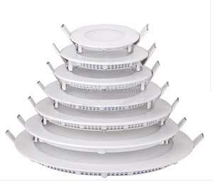 Dubai ceiling lights surface mounted led panel light 12W Recessed LED Downlight Kit ceiling down spot light