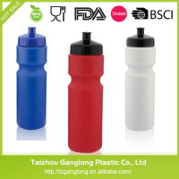 AS or PC Material Squeezable Bicycle Sports Water Bottle