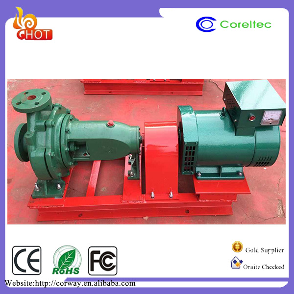 5Kw Radial Flow Turbine Home Used Electric Hydro Turbine Water Power Equipment