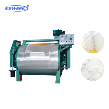 Newerk industrial laundry sheep wool washing machine