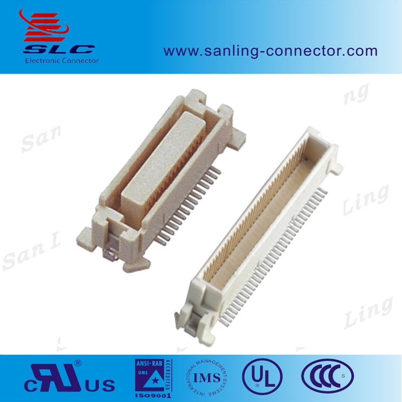 0.635mm Pitch BTB Connector, Board to Board Connector,Female and Male High 5.65mm