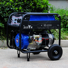 CLASSIC CHINA 6KW Quietest Gas Generator, Power Supply Quite Gas Generators, Residential Standby Generators Natural Gas