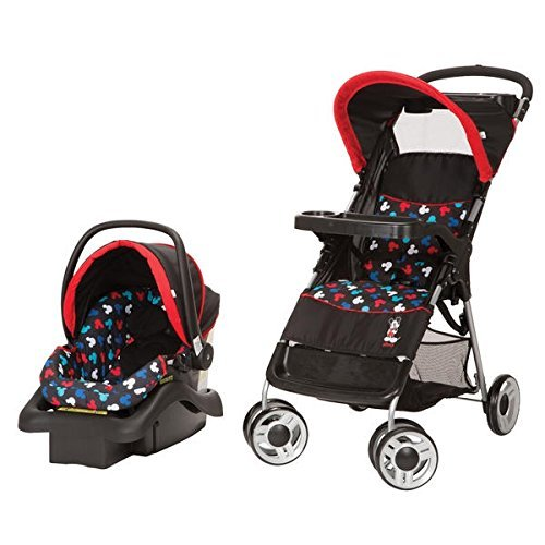 Get Quotations Disney Baby Travel System Mickey Car Seat And Stroller
