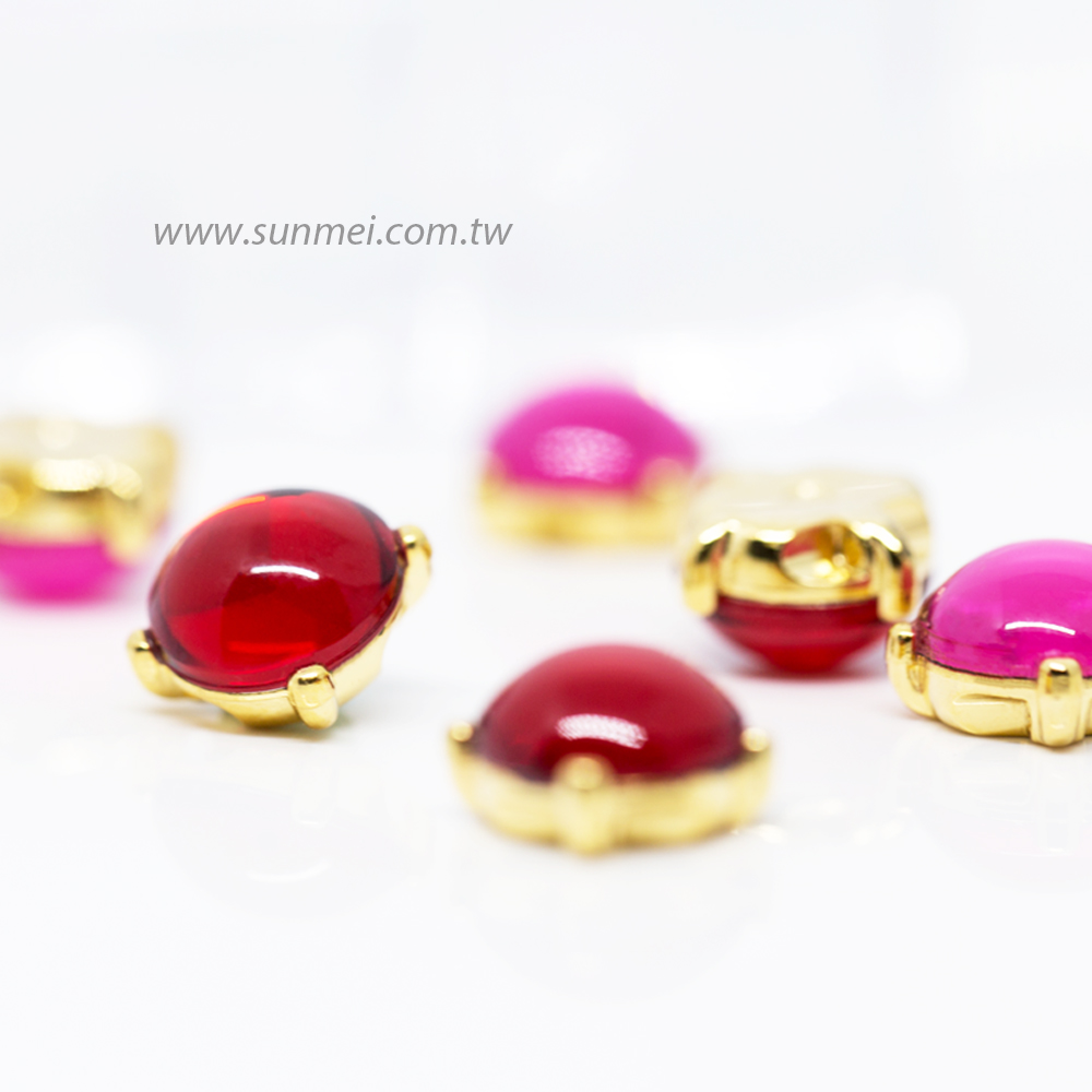 Bling Rhinestone Pearl Crystal Appliques Gold фото