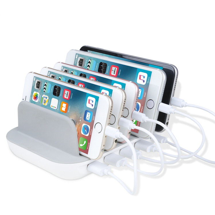 HPT™ Pabrik 2 In 1 Mini Rechargeable Fan Power Bank 4000 MAh USB Cepat Charger untuk iPhone