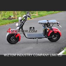 EEC COC CITYCOCO ELECTRIC SCOOTER zuma zoom