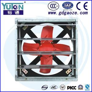 Low Power Consumption Used In Warehouse Factory Office Wall-Mounted Shutter Exhaust Fan
