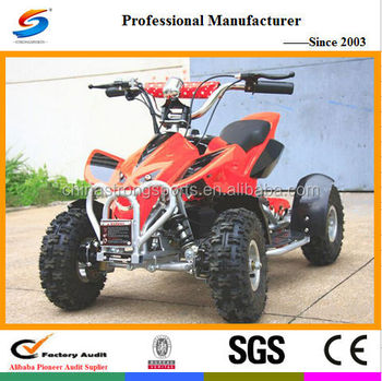 Hot Sell Kids Electric ATV/Kids Electric Mini ATV / electric quad at 350w ATV-4E