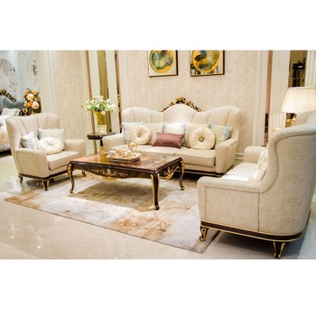 Yb70 1 Luxury Palace Furniture Italian Classic Sofa Luxury Styling