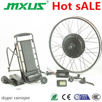 China Electric bicycle / bike motor conversation kit 500w 1000w 3000w with battery