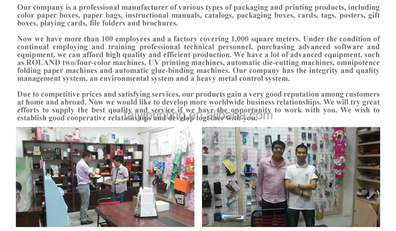 Customized printed printers for paper bags