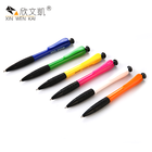 2020 Alibaba China Top Suppliers New Model Colorful Custom Logo Promotional Cheap Ball Point Pen