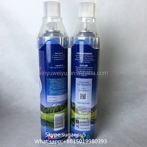 4L5L7l 8L 10L air Oxygen empty cans with high quality OEM logo printing