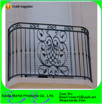 Stair Railing Material Options as well stairsupplies furthermore Beautiful Wooden Stairs That Take Design To A Different Level further New Ourdoor Wrought Iron Juliet Balcony 60137711650 additionally Escalier Design Bois Beton Metal. on metal stair railing designs