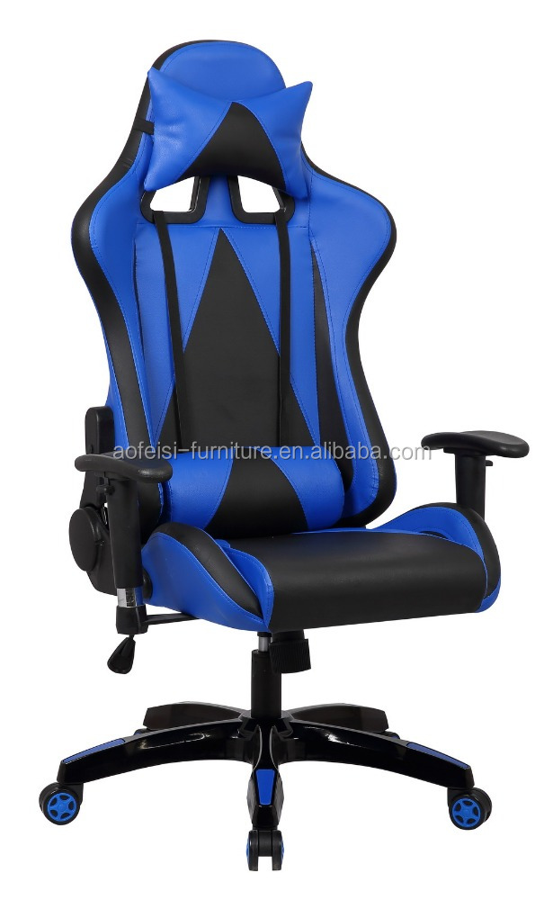 First class Gaming racing office chair PU leather office chair High quality cheap Game chair AF-C5802 Leather