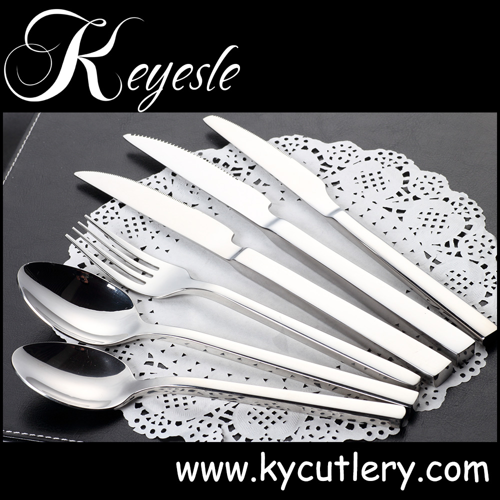International stainless steel flatware,used hotel cutlery,stainless steel tableware