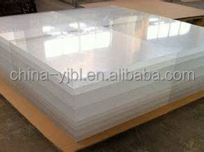 sanxing Top Quality 20mm thickness PMMA Sheet