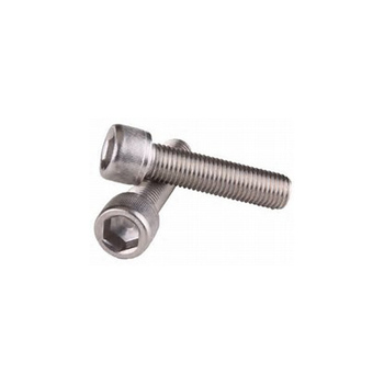 Alloy steel Hex socket head machine bolt DIN912