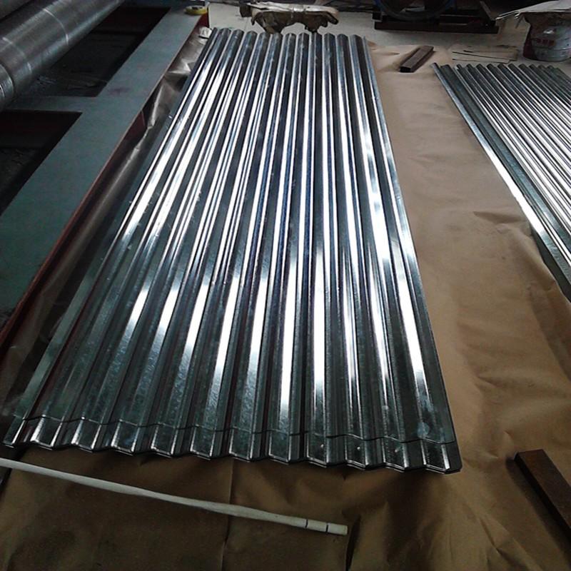 Good Corrosion Resistant Gi Corrugated Sheet Unit Weight