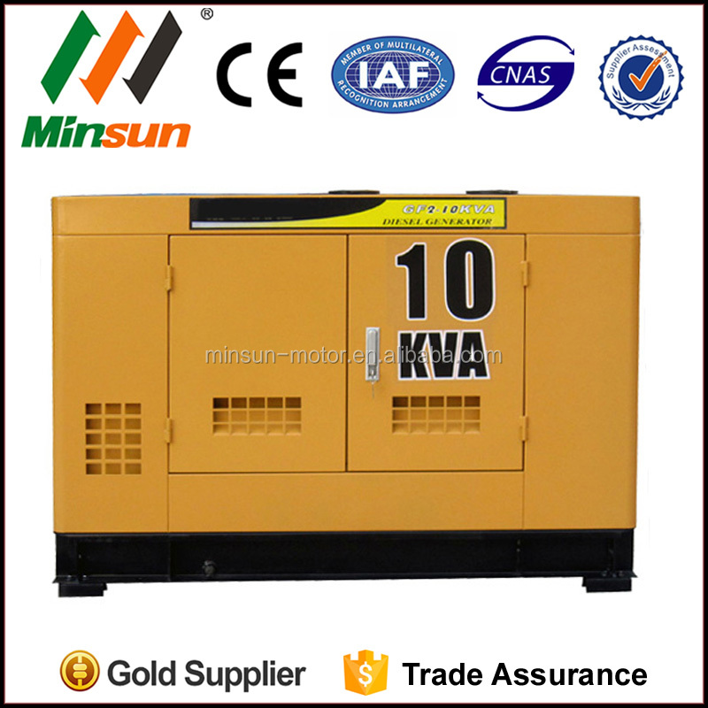 China Excellent Generator Diesel 3kva With Wrice