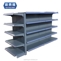 Best selling supermarket display shelves gondolas for used stores