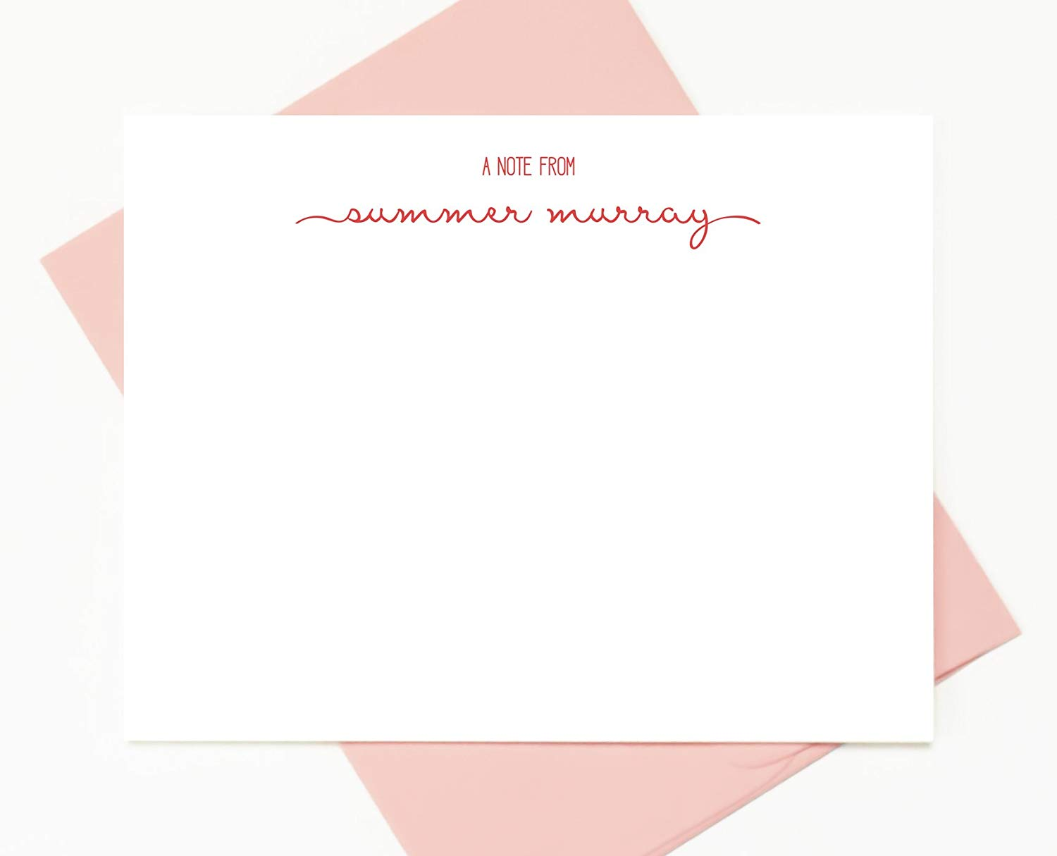 Cheap Personalized Business Note Cards Find Personalized Business