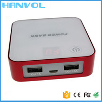 New products on china market power bank 6600mah shenzhen power bank best selling