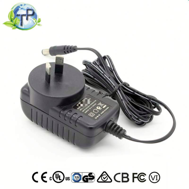 Consumer electronics high quality 12v 9v 1.5a 2a 2.5a 3a ac dc adapter