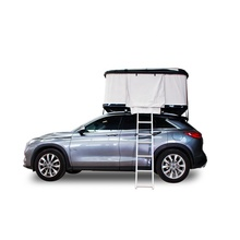 2019 hottest sale  Fiberglass Shell Hard Top Rooftop Tent from Sunday Campers Tallsanil-57