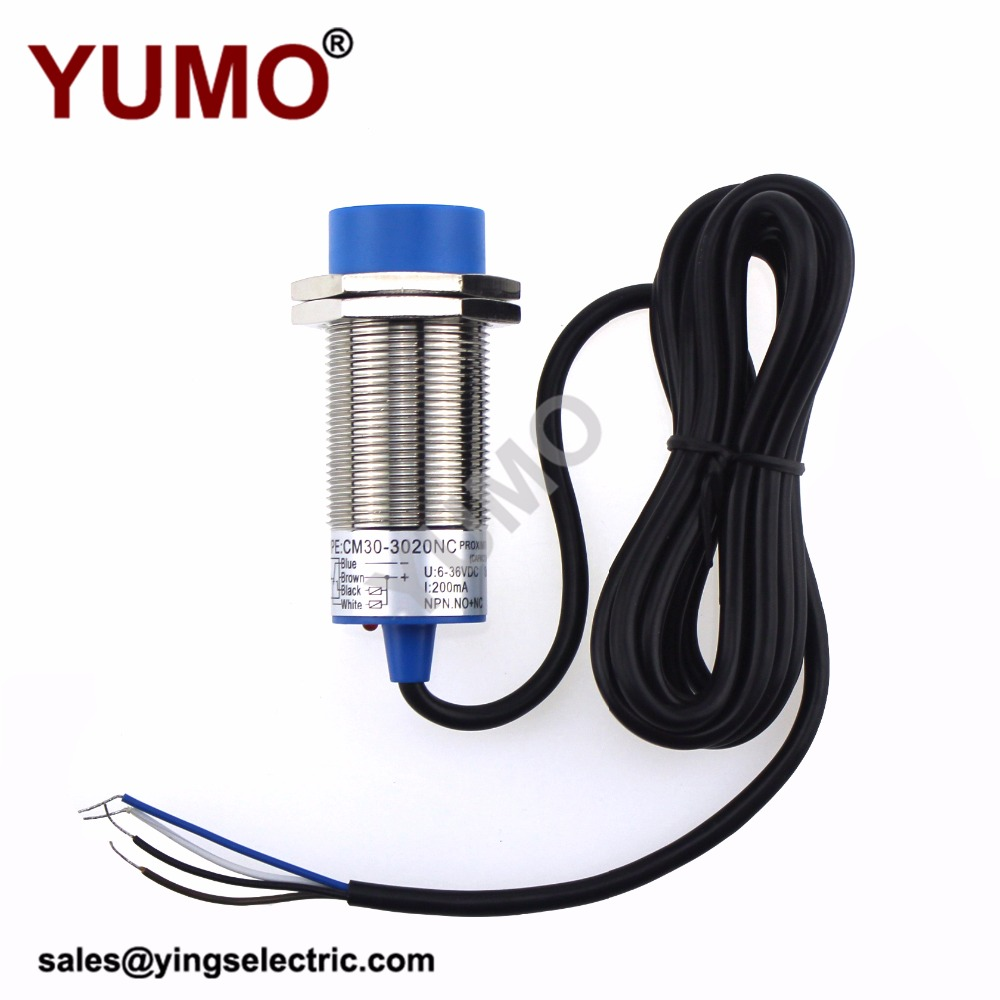 Yumo Inductive Sensor Suppliers And Proximity Switch Lm8 China Electronic Manufacturers At
