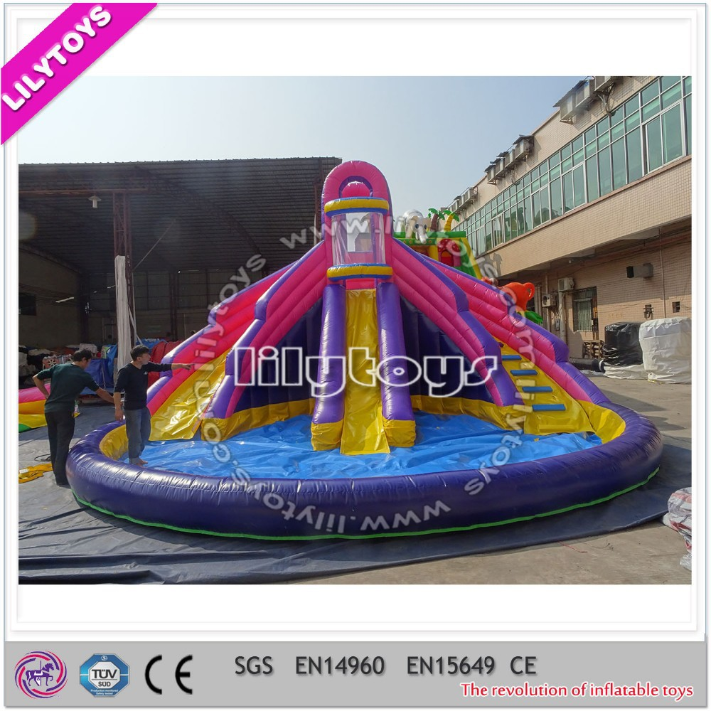 inflatable backyard water slides inflatable backyard water slides
