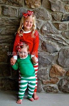 eef45bd4d Wholesale Boutique Children Christmas Clothes For Baby Cotton ...