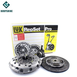 Chinese OEM&ODM Car Cd70 Magnetic Clutch Plate For Luk For Ford