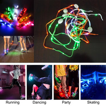 Led shoelace light for kids led shoelace light 2017 led shoelace