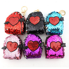 스팽글 장식이 함께한 mini bag keychain 화살표 heart coin purse <span class=keywords><strong>키</strong></span> <span class=keywords><strong>체인</strong></span> gifts to girls <span class=keywords><strong>키</strong></span> <span class=keywords><strong>체인</strong></span> shopping bag pouch