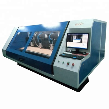 Cnc 4 Spindles Professional Pcb Milling And Drilling Machine Automatic -  Buy Pcb Drilling And Milling Machine,Pcb Mill And Drill Machine