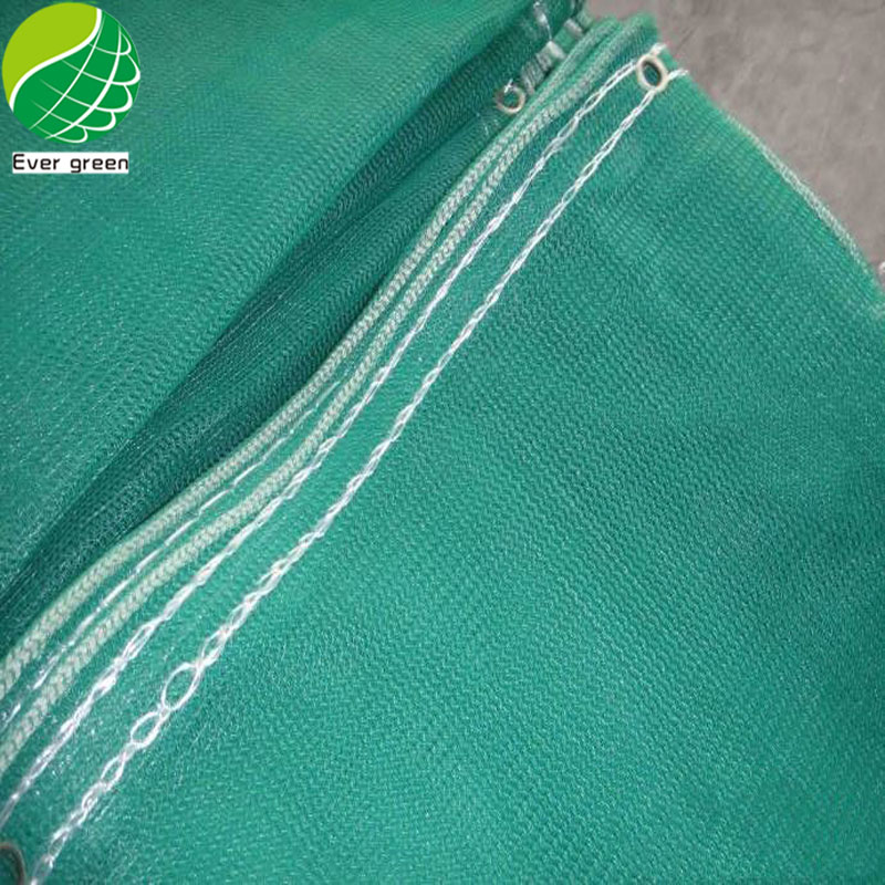 Wholesale Sky Blue Plastic Nets, HDPE With UV Protection Safety Netting For Construction Machine