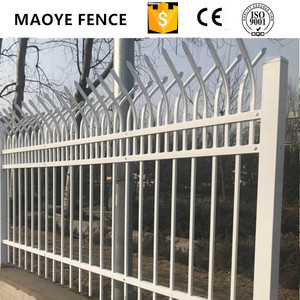 MY003 Cheap prefab steel house privacy fence panels