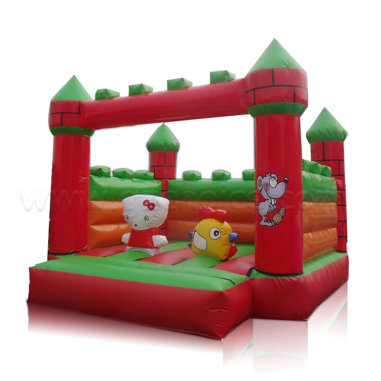 Customized Kids Inflatable Jumping Castle Bouncy Bounce Castle Inflatable