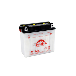 guang zhou 12N7A-3A 12V 7AH Dry Charged MF Lead Acid Battery electric motorcycle battery pack