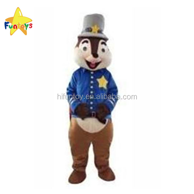 Funtoys CE Factory Direct Sale Bear Mascot Carnival Costume Party Made in China