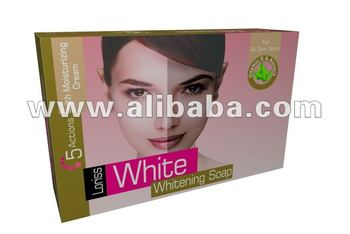 Loriss White Whitening Soap