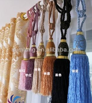 Gordijnen Op Te Hangen Bal/touw/riem/ball/hanger-12 - Buy Product on ...